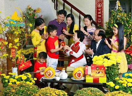 Nét văn hóa đặc trưng của Người Việt dịp tết Nguyên Đán cổ truyền