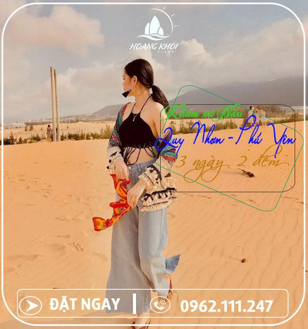 Tour Quy Nhơn - Phú Yên 3 ngày 2 đêm (máy bay) hàng ngày