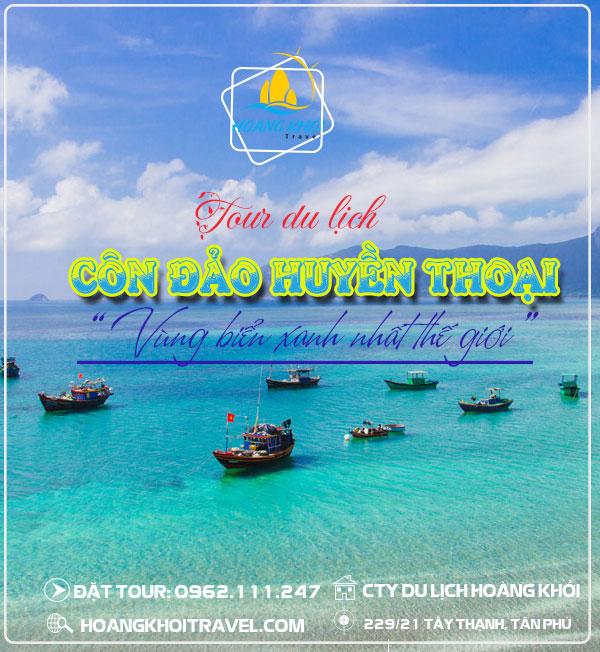Tour Côn Đảo 3 ngày 3 đêm