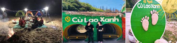 Tour Du Lịch Cù Lao Xanh 2 ngày 1 đêm - 7