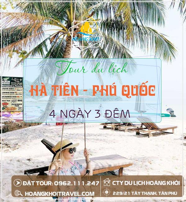 Tour Du Lịch Hà Tiên - Phú Quốc (4 Ngày 3 Đêm)