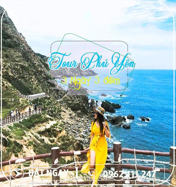 Tour Du Lịch Phú Yên 3 Ngày 3 Đêm
